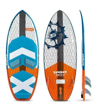 SLINGSHOT Wakeboard COBRA CAT XR 2017
