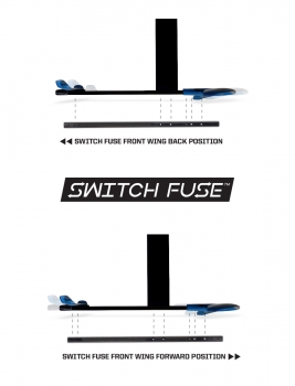 Fuselage Foil Hover Glide Switch 78cm