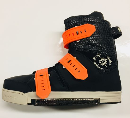 KTV 2018 Wake Boots SLINGSHOT (Taille 13) OCCASION